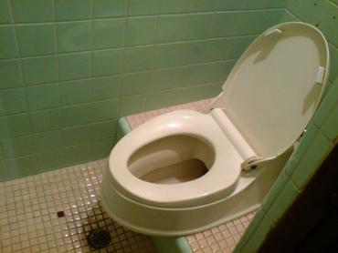 お店のトイレがこれって素敵