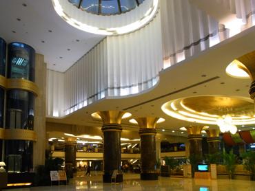 街一番のホテルみたい