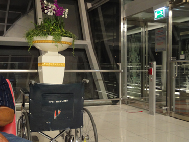 @スワンナプーム国際空港