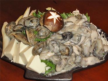アンコウ鍋は日本でのお楽しみ