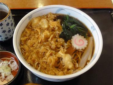 でもそんな東京の蕎麦も好きかも