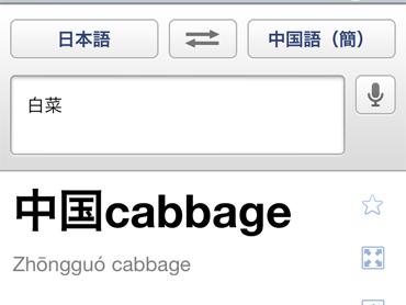 日本語読みは「しろさい」でした