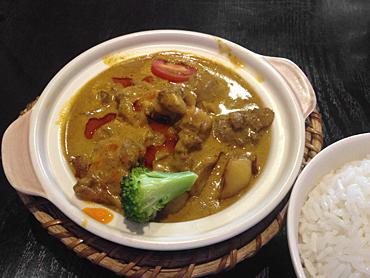 Curry Mee食べたいかも