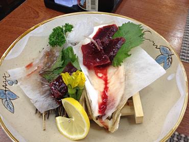 牡蠣殻とかエロすぎ