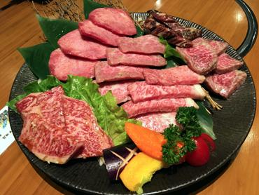 気合の肉祭り