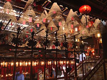 香港最古の道教寺院