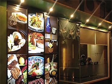 日本酒と魚でお願いします