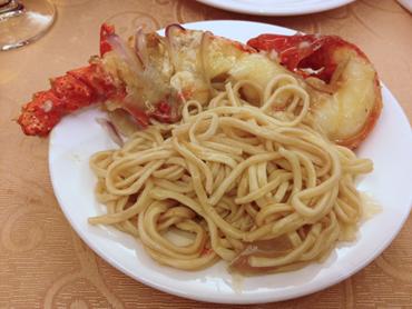 海鮮料理なら香港