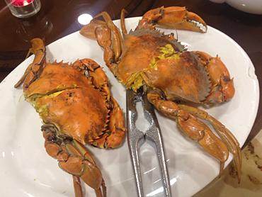 上海蟹よりこっち