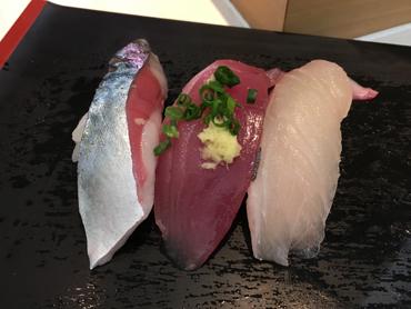 生鯖・初カツオ・しまあじ