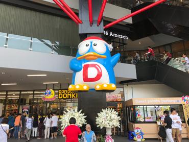 海外の店舗名はDON DON DONKI