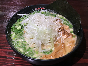 スープは味噌・醤油・塩から選べます