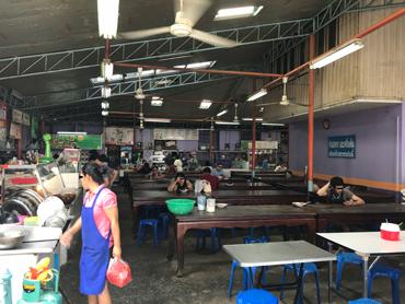Silomのお洒落なレストランとか興味なし