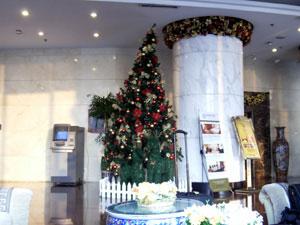 国際金融大酒店ロビー