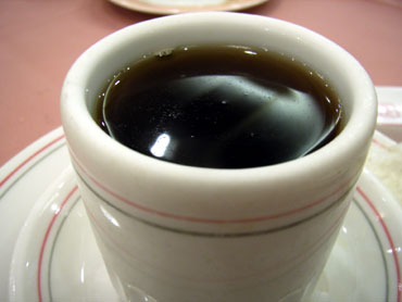 ひたすら濃い目の普耳茶