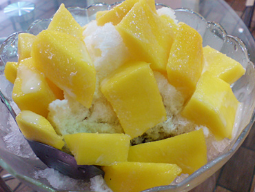 何だか芒果好きなこの頃