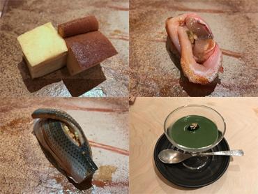 銀座で寿司というよりフードコート感覚