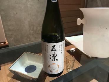 石川の酒ですか